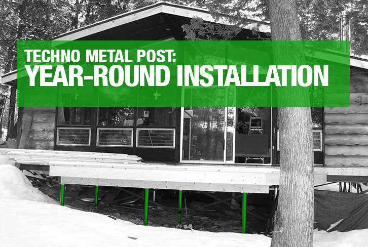 techno-METAL-POST-foundation-for-your-cottage